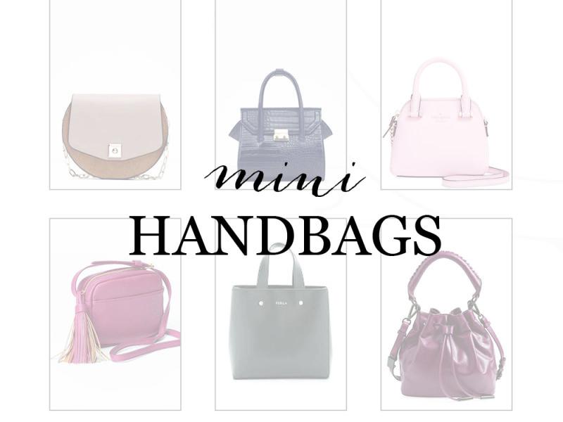 mini handbags