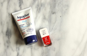 aquaphor foot repair
