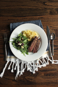 Perfect Flank Steak - Missalaneyus