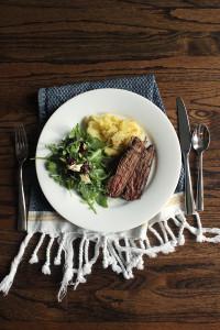 Perfect Flank Steak - Missalaneyus