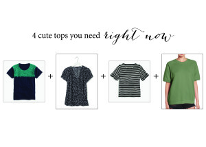 Transitional Tops for Summer and Fall - Missalaneyus