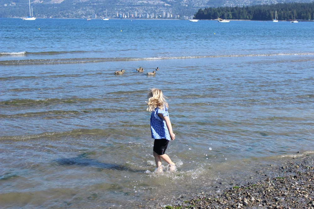 Vancouver and Victoria with Kids