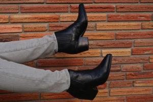 western boots sam edelman winona booties