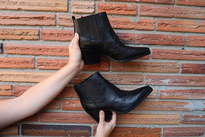 western boots fall trend