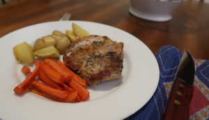 pork chop recipe quick dinners