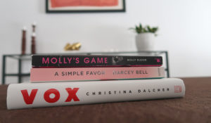 5 books to read in a snowstorm