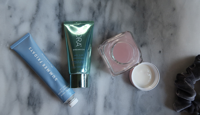 overnight face masks beauty