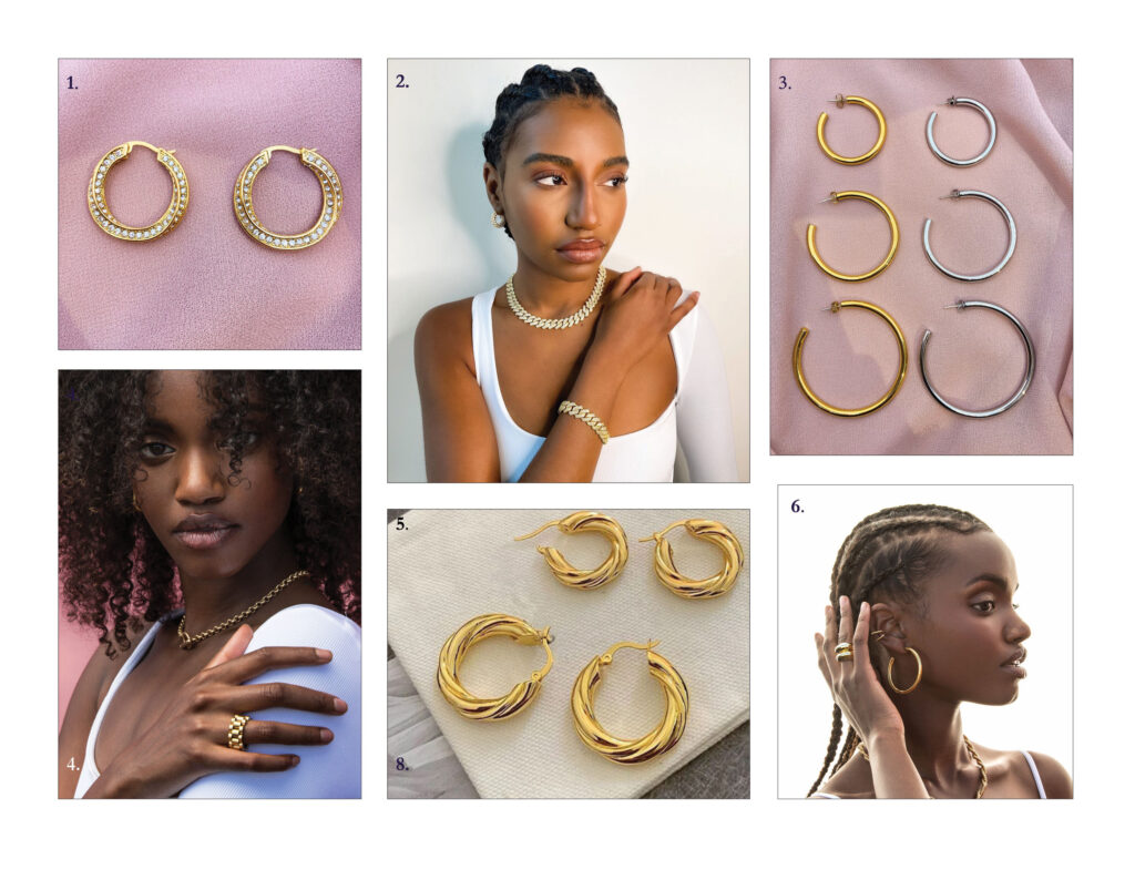 OMA Jewelry black owned business